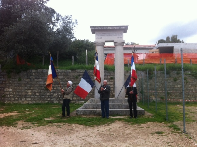 Commémoration Indochine Mars 2014